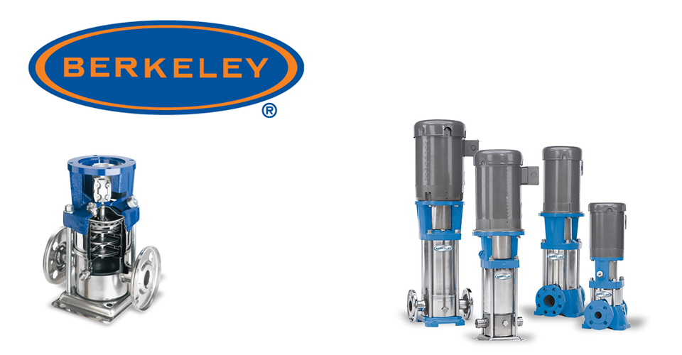 Berkeley-vertical-multistage-pumps