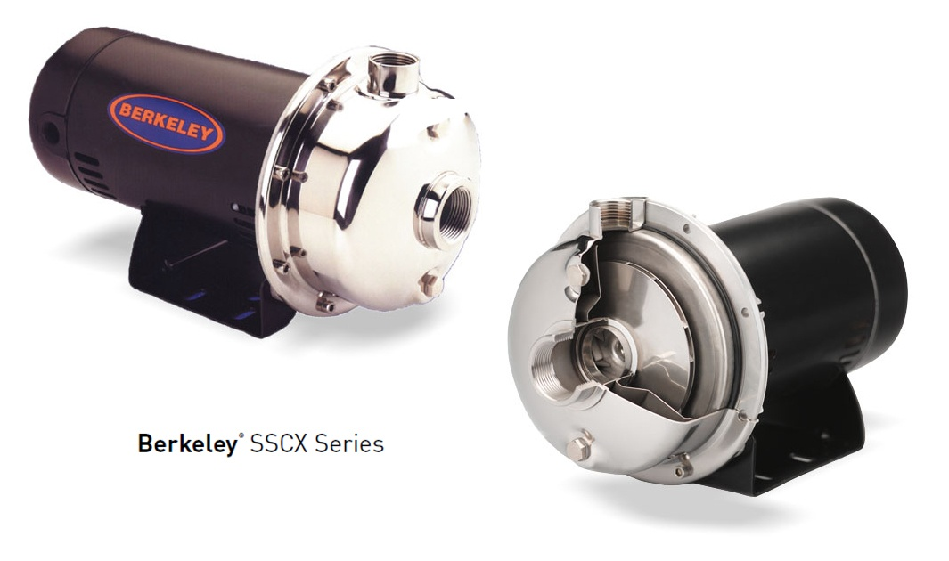 Berkeley SSCX Series