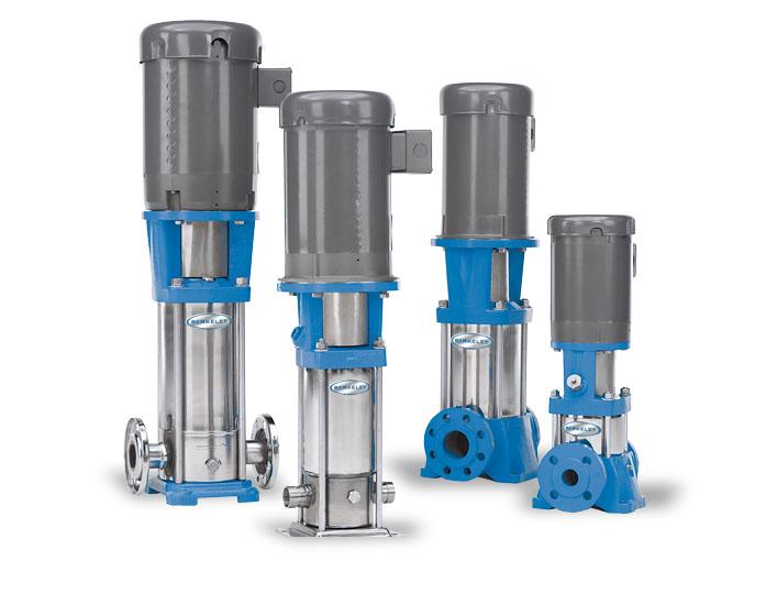 Berkeley Vertical Multi-Stage Pumps