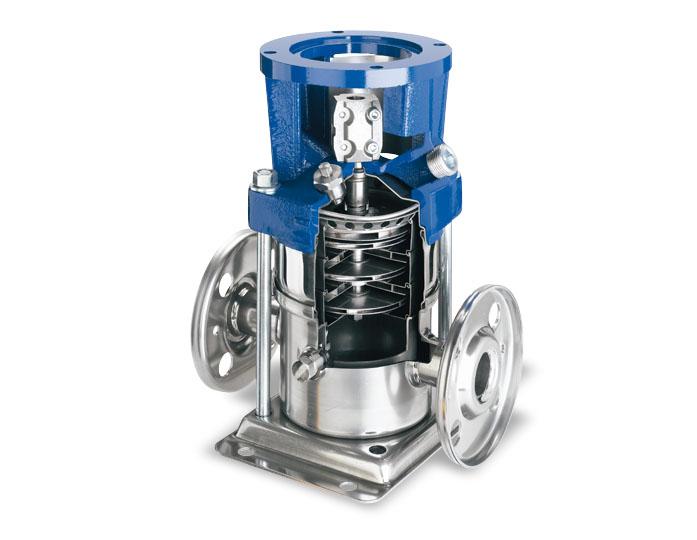 Berkeley Pumps (BVM) Series – Vertical Multi Stage