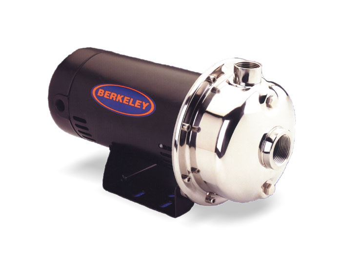 Berkeley Stainless Steel Centrifugal Pumps