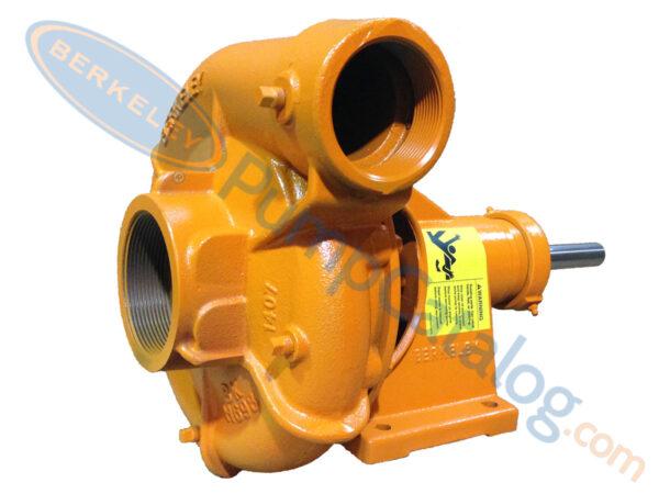 B66168 B3ZRM Water Truck Pump